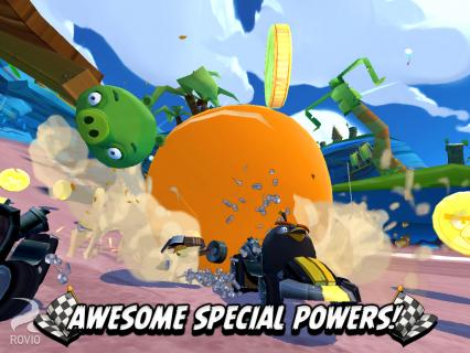 Angry Birds Go! Resimleri