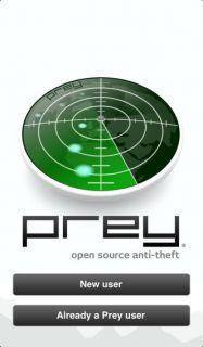 Prey Anti Theft  Resimleri