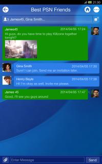 PlayStation App Resimleri