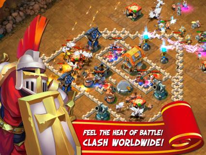 Castle Clash Resimleri