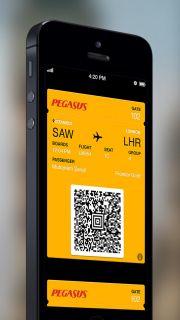 Pegasus Airlines Mobile Resimleri