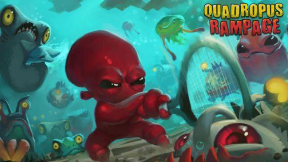 Quadropus Rampage Resimleri