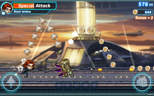 Marvel Run Jump Smash! 1.0.3 (Android)
