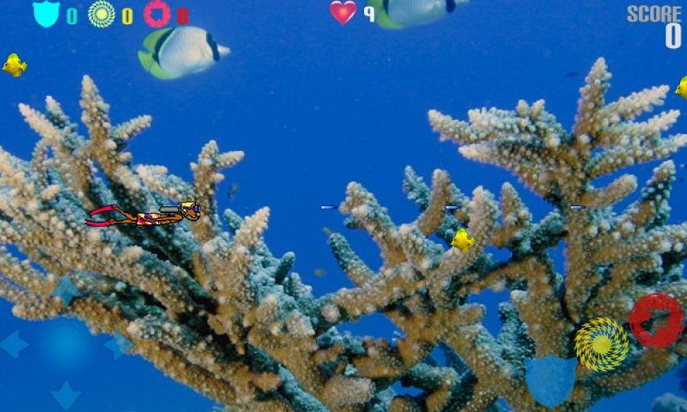 Android için Balık Avcısı Ekran Görüntüleri
