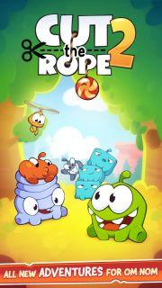 Cut the Rope 2 Resimleri
