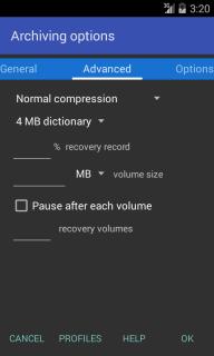 RAR for Android Resimleri