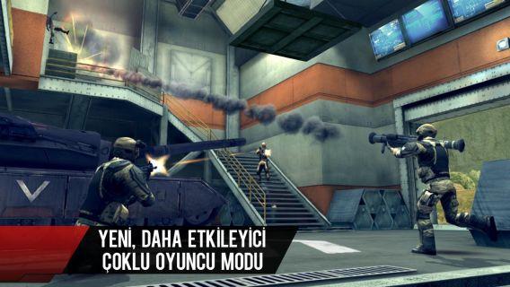 Modern Combat 4: Zero Hour Resimleri