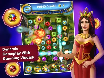 Lost Jewels - Match 3 Puzzle Resimleri