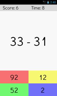 Zor Matematik Oyunu Resimleri