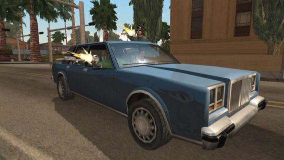 Grand Theft Auto: San Andreas Resimleri