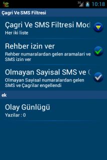 eScan Mobil Güvenlik Resimleri
