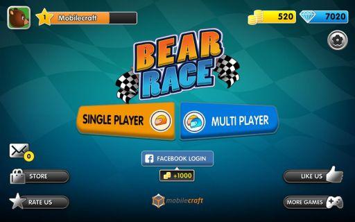 Bear Race Resimleri
