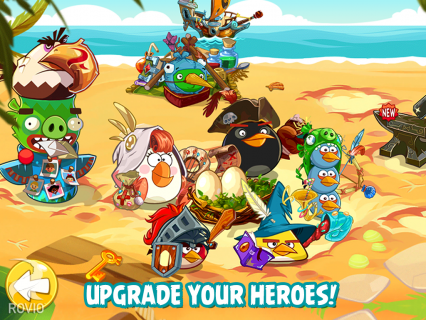 Angry Birds Epic Resimleri