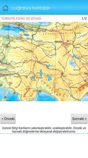 Coğrafya Haritaları Resimleri