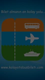 Kolay Otobüs Bileti Resimleri