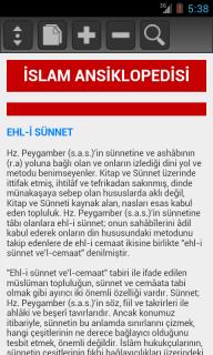 İslam Ansiklopedisi Resimleri