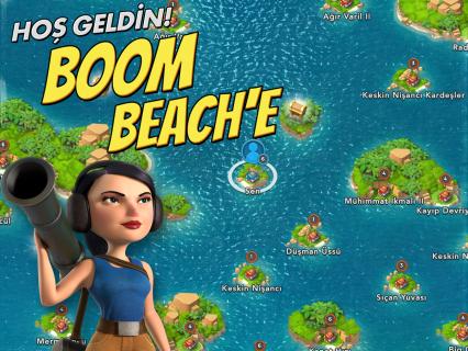 Boom Beach Resimleri