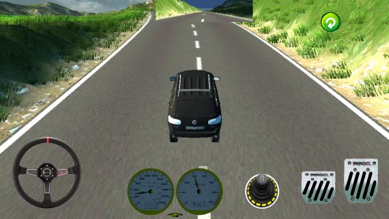 Araba Oyunu 3D Resimleri