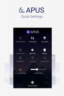 APUS Launcher Resimleri