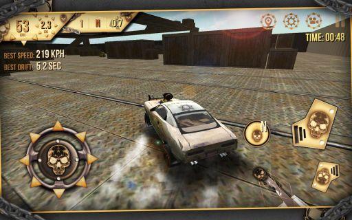 Klasik Araba Simulatörü 3D Resimleri