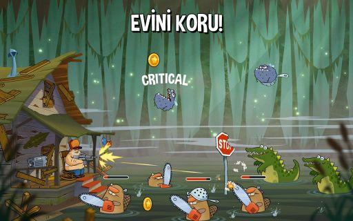 Swamp Attack Resimleri