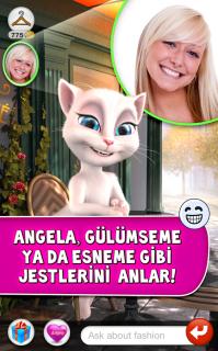 Konuşan Angela Resimleri
