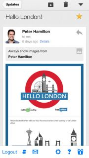 SafeMail for Gmail Free Resimleri