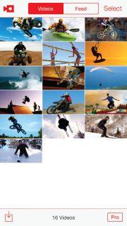 SloPro - 1000fps Slow Motion Video Resimleri