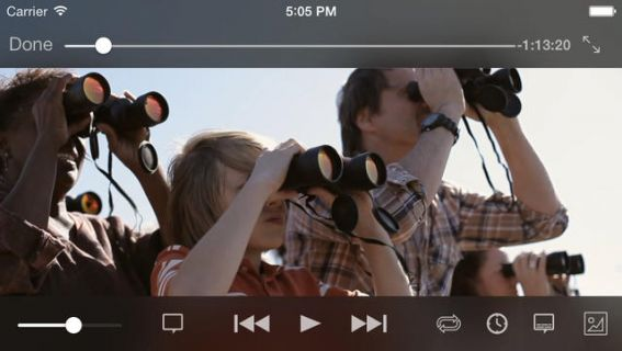 VLC for iOS Resimleri