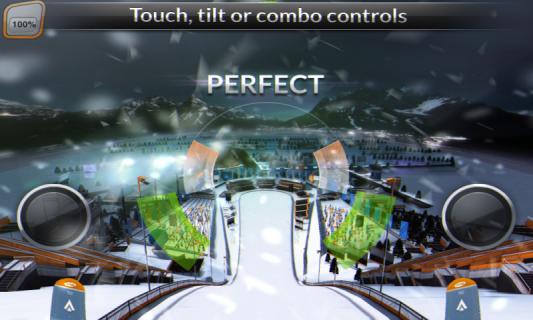 Super Ski Jump Resimleri