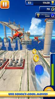 Sonic Dash Resimleri