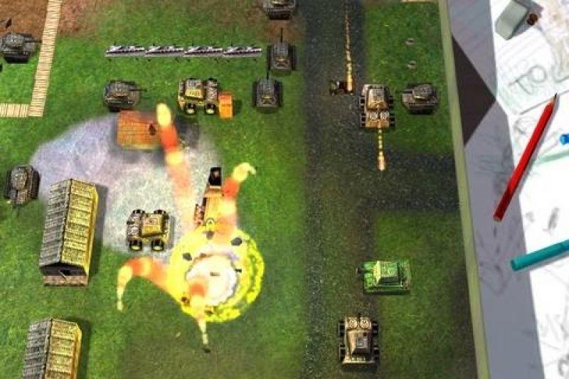 Игры на двоих на одном компьютере танки