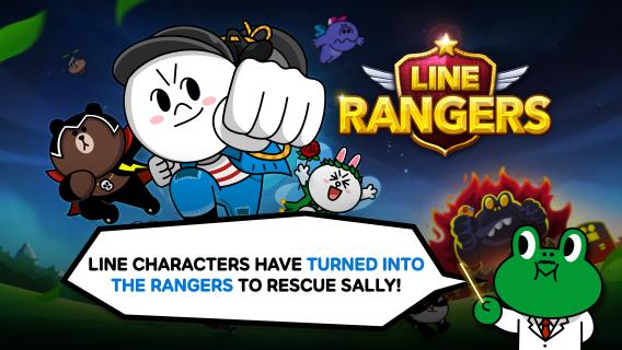 LINE Rangers Resimleri