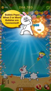 LINE Bubble! Resimleri