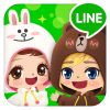 Android LINE PLAY Resim