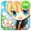Android LINE I Love Coffee Resim