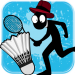Stickman Badminton Android