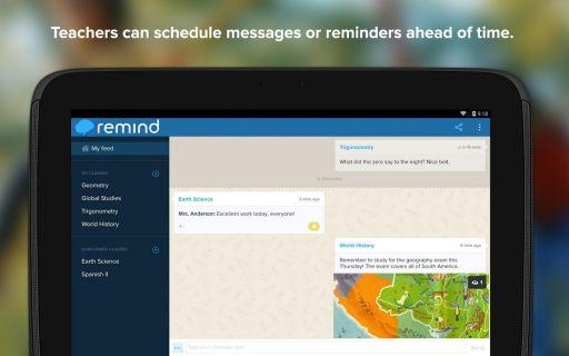 Remind: Free, Safe Messaging Resimleri