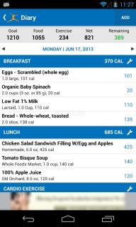 Calorie Counter - MyFitnessPal Resimleri