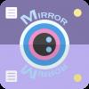 Android mirror photo & shape Resim