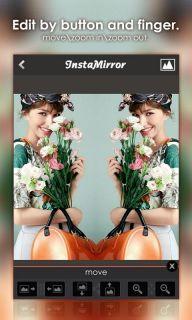 mirror photo & shape Resimleri
