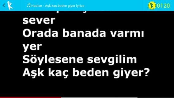 YouTube'da Ücretsiz Karaoke Resimleri