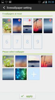 GO Multiple Wallpaper Resimleri