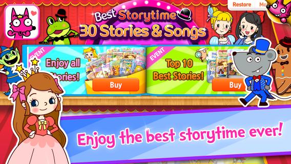 Best Storytime Resimleri