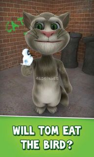 Talking Tom Cat Free Resimleri