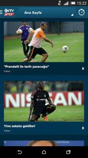NTV Spor - Sporun Adresi Resimleri