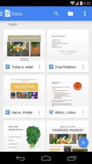 Google Dokümanlar Resimleri
