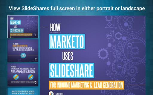 SlideShare Presentations Resimleri