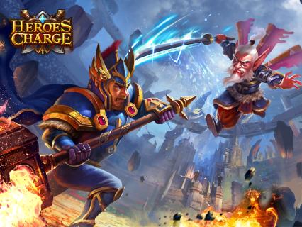 Heroes Charge Resimleri