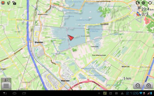 OsmAnd Maps & Navigation Resimleri